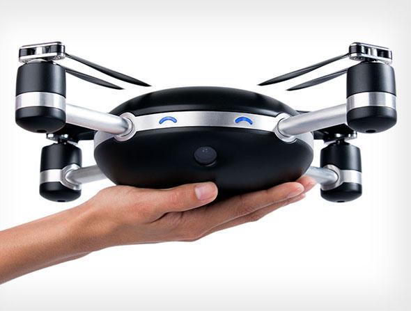 Lily - первая летающая камера «бросай и снимай»