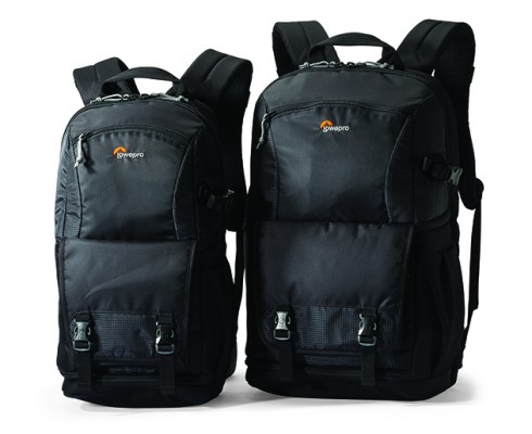 Lowepro представила два новых трэвел фоторюкзака Fastpack II