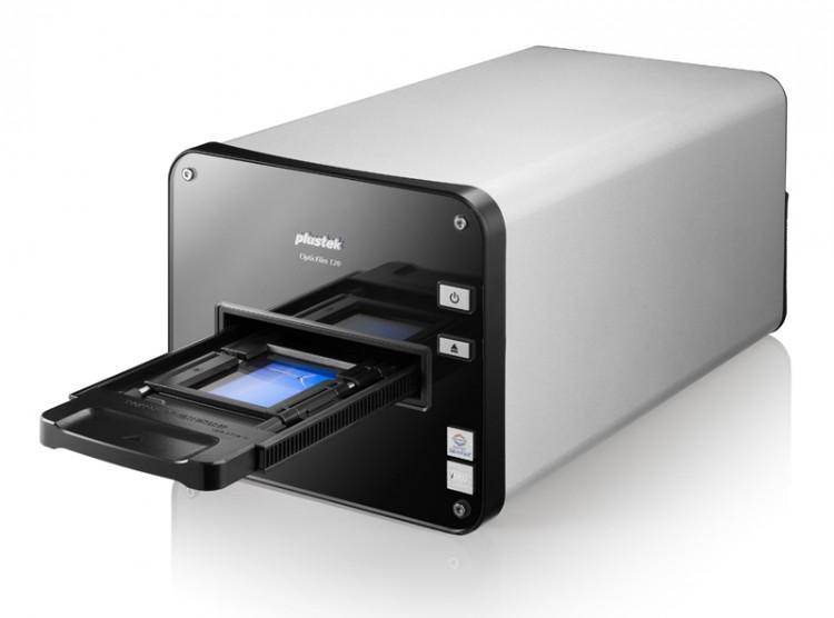 Пленочный сканер OpticFilm 120 компании Plustek