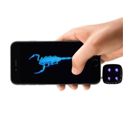 Bit Designs готовит к выпуску УФ-вспышку для смартфона