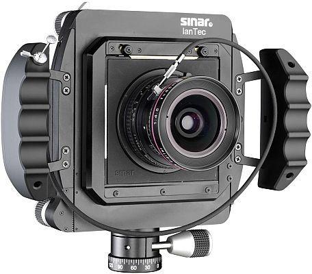 Leica завершила сделку по приобретению Sinar Photo