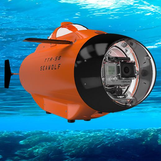 Seawolf – дрон для для подводных съемок