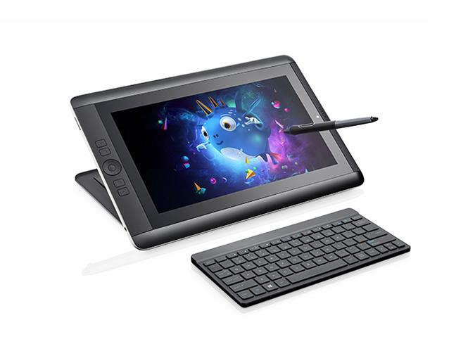 Wacom представила новый профессиональный планшет Cintiq Companion 2
