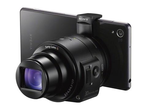 Sony QX30 готовится к анонсу 3 сентября