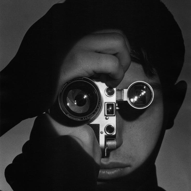 Андреас Файнингер. Архитектор фотографии