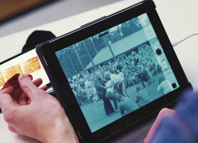 Как из iPad и iPhone сделать устройство для просмотра негативов