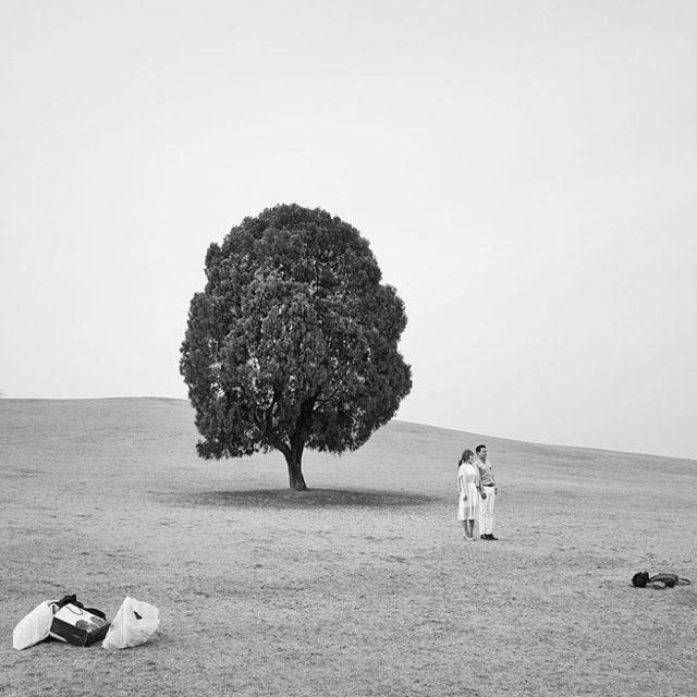 Анжело Джиан Де Меса. Подборка черно-белых фото, снятых на улицах в разных уголках мира
