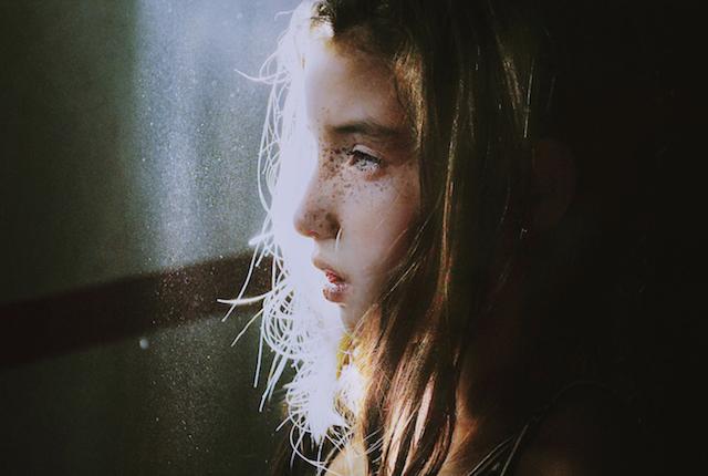 Затеряться в естественном свете удивительных портретов Кристины Хох