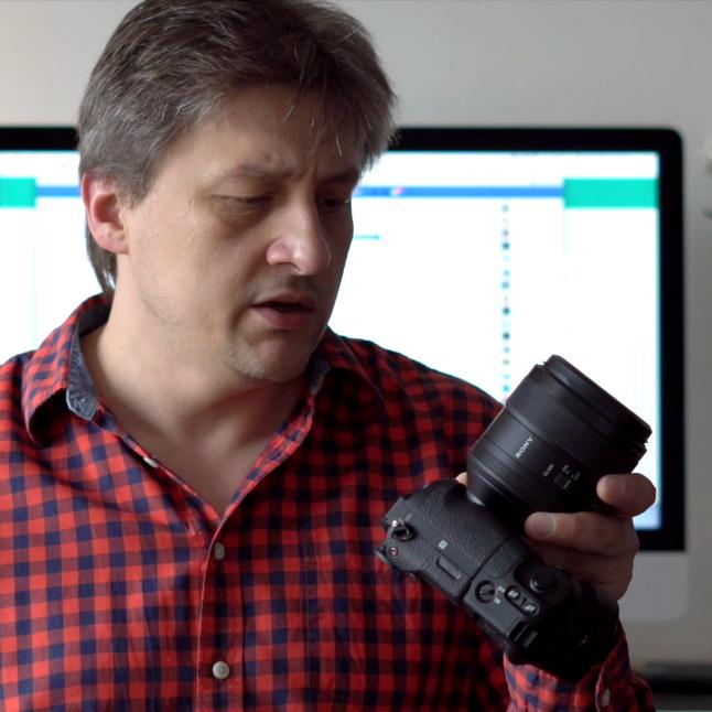 Рихард Зорге-2 вернулся. Анонс тестов камеры Sony A6300 и объективов Sony 24-70mm F2.8 GM и 85mm F1.4 GM