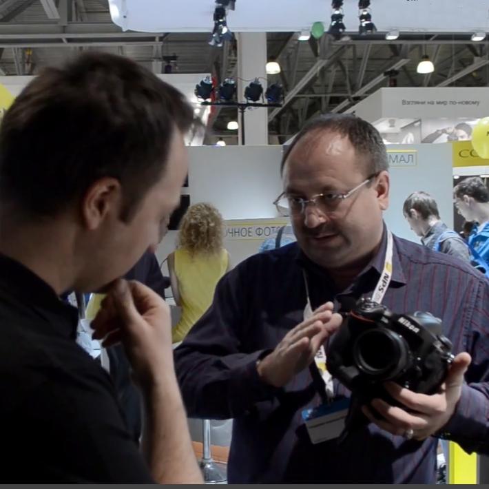 Видеообзор новинок Nikon на Фотофоруме-2014