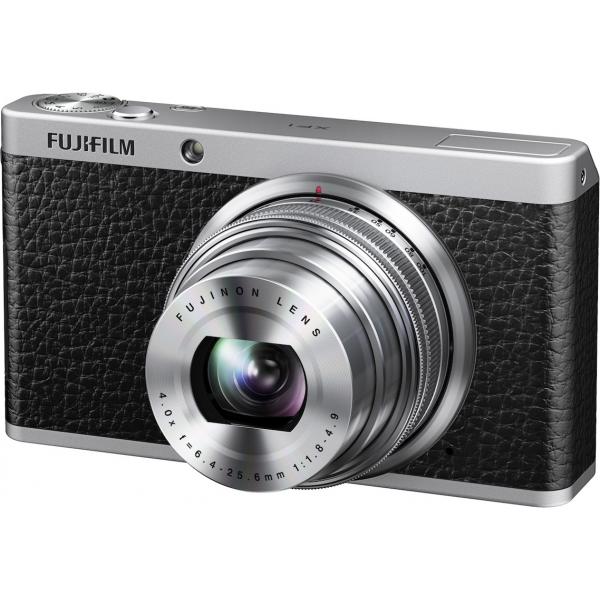Fujifilm XF1. Тест