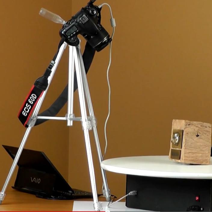Оборудование для 3D-фотосъёмки. Презентация