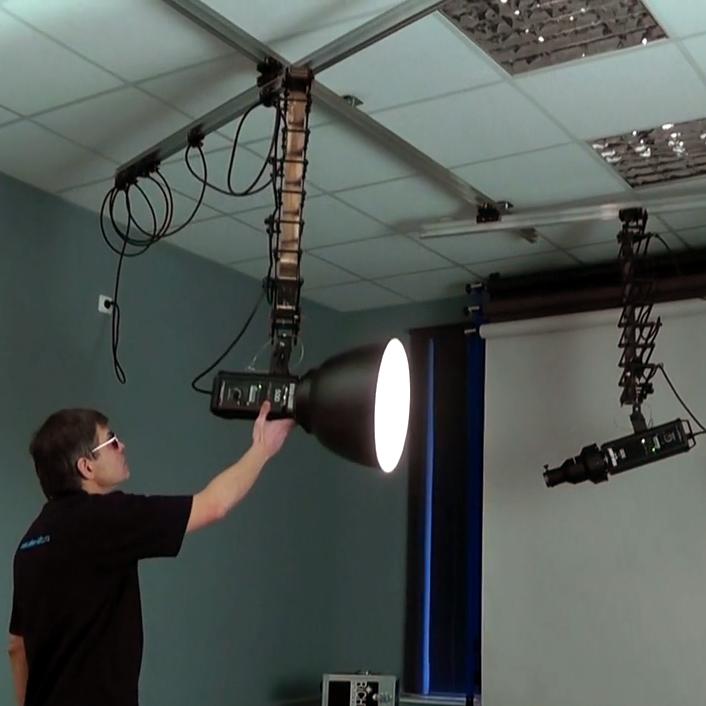 Подвесная система для фотостудии своими руками 88