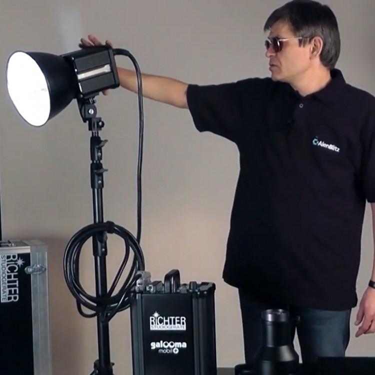 Richter. Обзор осветительных приборов. Часть 3