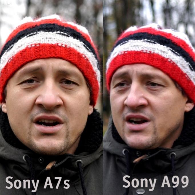Sony A7s. Лучше чем нужно. Тест