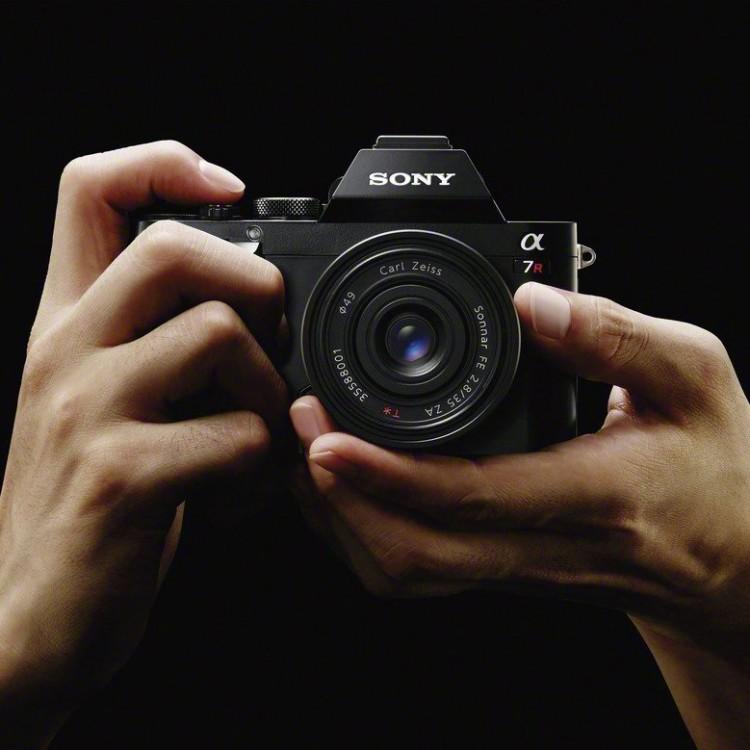 Sony a7R (без фильтра). Видеотест