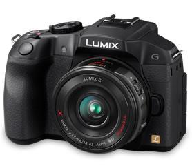 Panasonic анонсирует беззеркалку G6, компакт LF1 и объектив 14-140