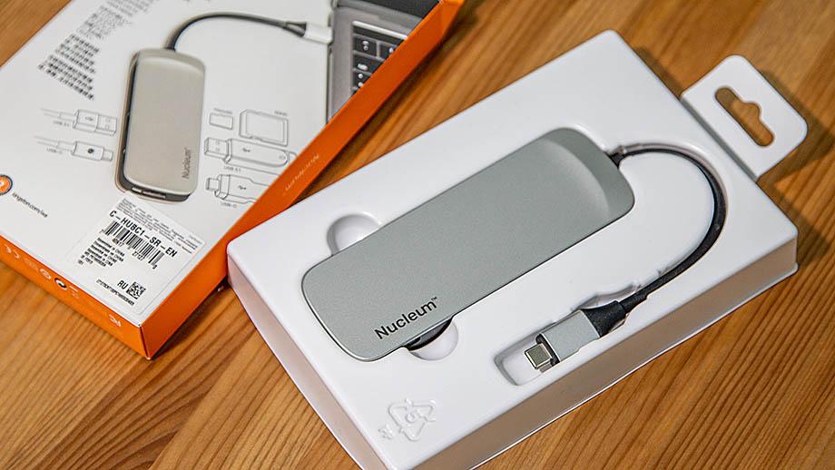 Kingston Nucleum – универсальный USB-С хаб для семи устройств