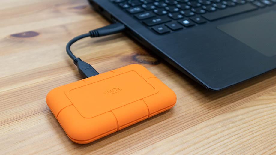 LaCie RUGGED SSD – неубиваемые и непотопляемые переносные гигабайты