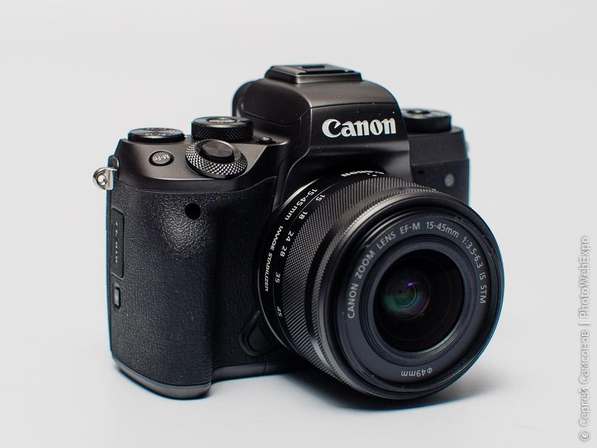 Canon EOS-M5. Большой тест