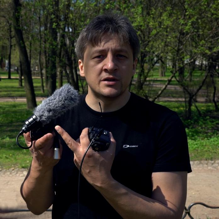 Микрофоны для видеозаписи. Тест