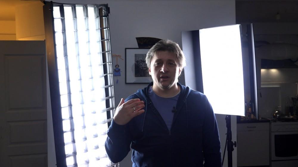 Обзор отечественного видеосвета RedDevilLamps