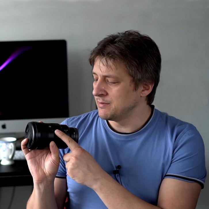 Sony A6300 + 1.8/50 и объективы G Master 2.8/24-70mm и 1.4/85mm. Блиц-обзор