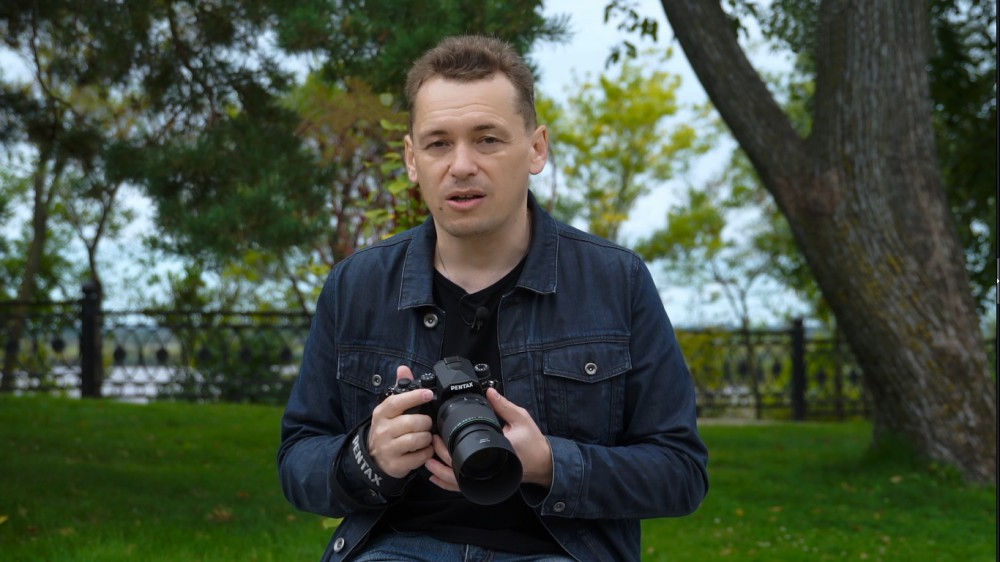 Pentax KP – камера, сделанная для человека. Тест
