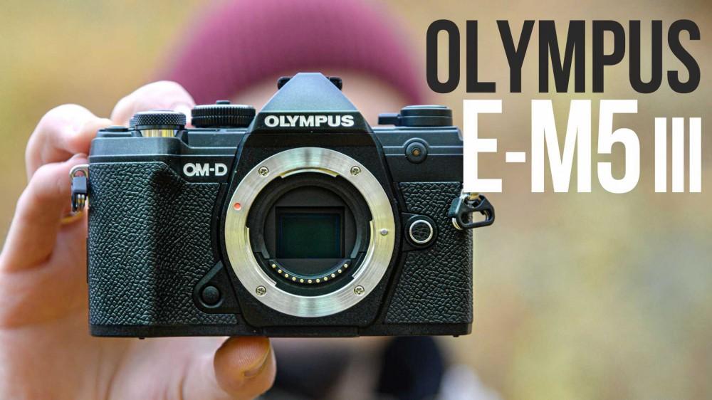 Olympus Е-М5 III: маленький, всепогодный, универсальный