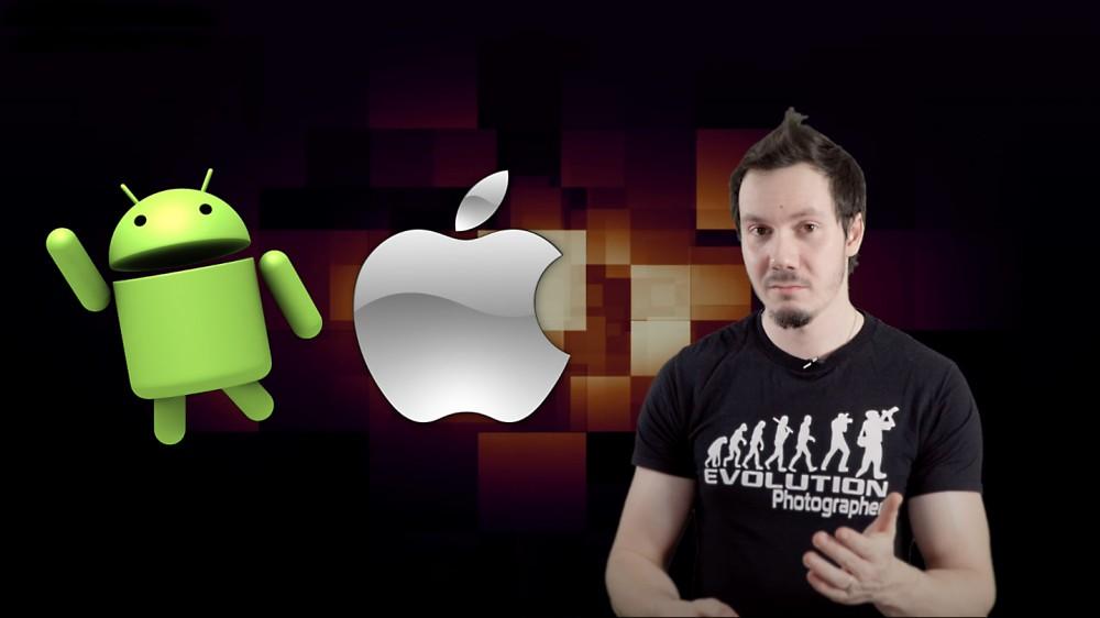 Профессиональная видеосъемка на смартфон. Правда или ложь? Обзор приложений