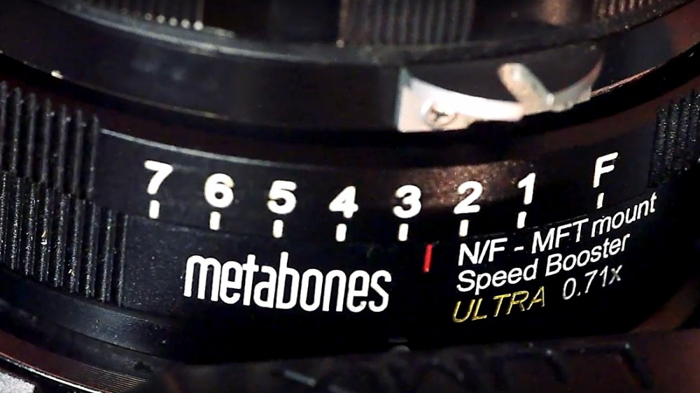 Metabones Speed Booster 0,71. Большой тест