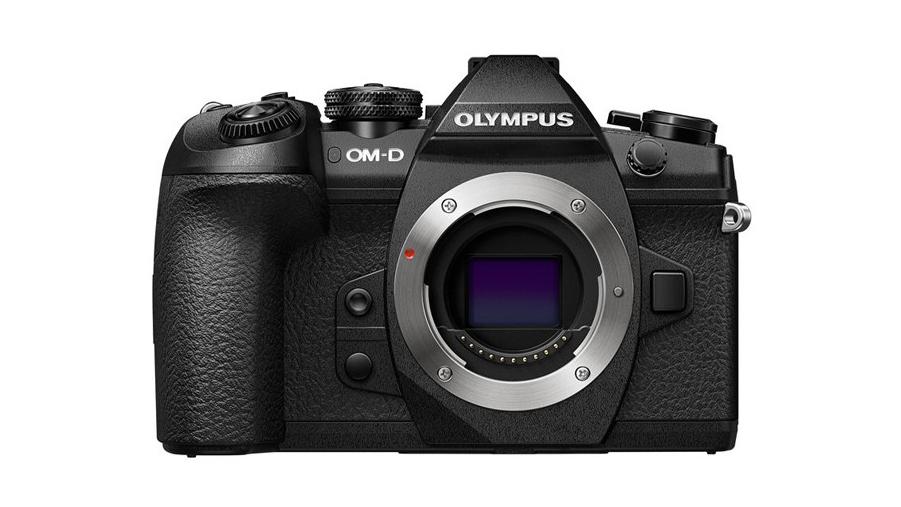 Olympus E-M1 mark II. Быстротест