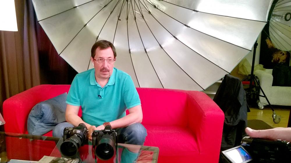 Битва титанов: Fujifilm GFX 50S vs Pentax 645Z. Часть 1. Тест Игоря Сахарова