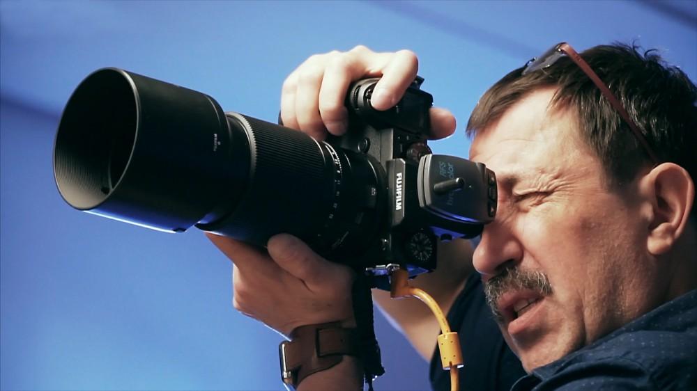 Битва титанов: Fujifilm GFX 50S vs Pentax 645Z. Часть 2. Тест Игоря Сахарова