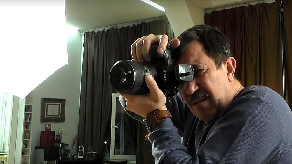 Игорь Сахаров. Тест Nikon D850 в студийных условиях