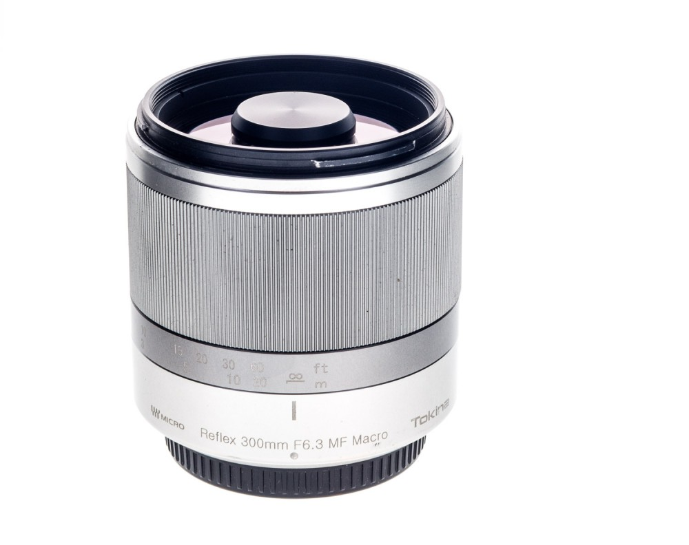 Tokina Reflex 300/6,3 macro MFT. Объективный тест