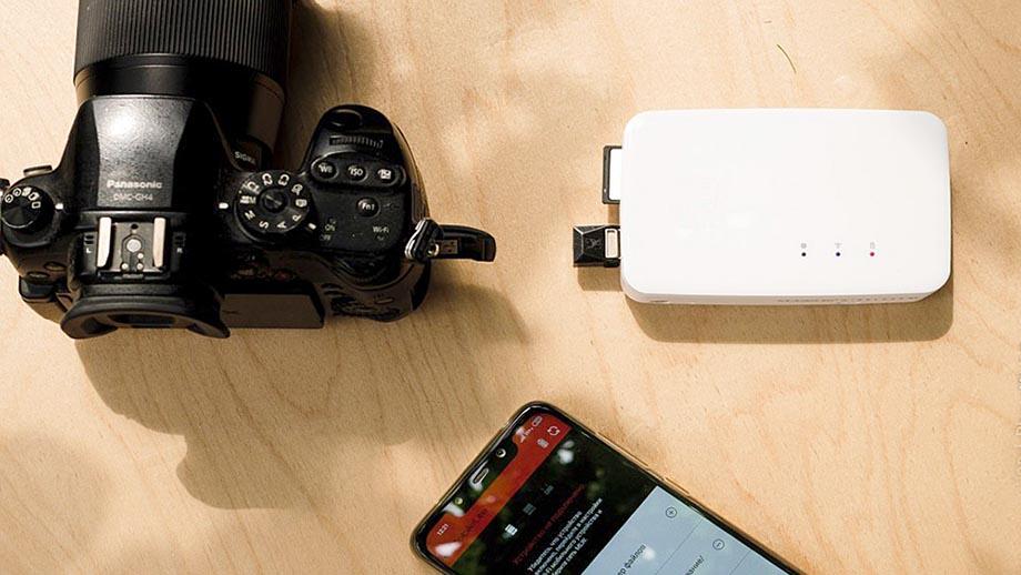 Kingston MobileLite Wireless G3 — замена ноутбуку в дороге?