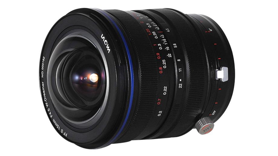 Шифт-объектив Laowa 15mm F4.5 Zero-D Shift для Leica L и Pentax K