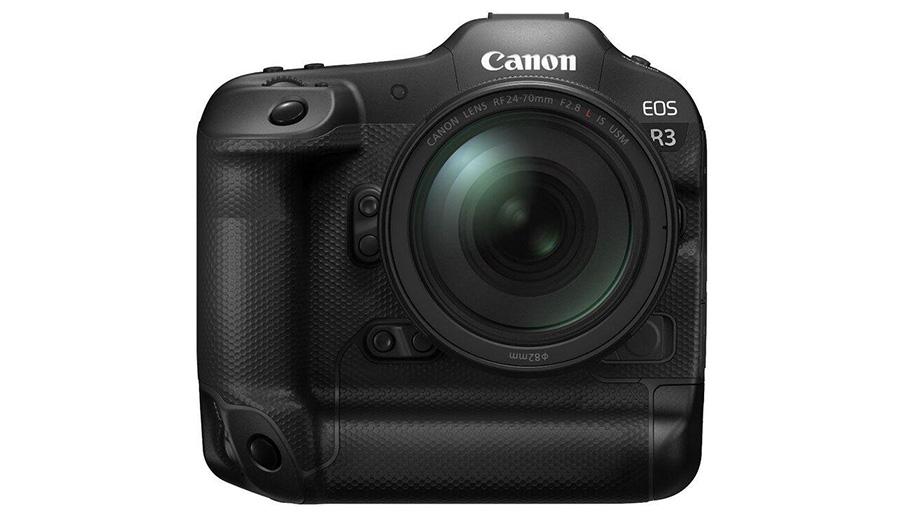 По слухам, Canon EOS R3 будет стоить $6000