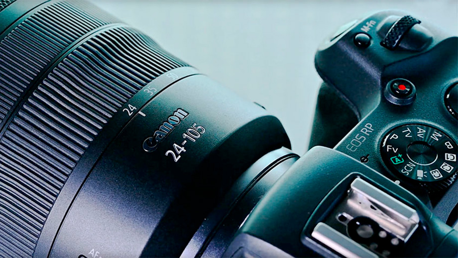 Слухи о Canon EOS RP Mark II