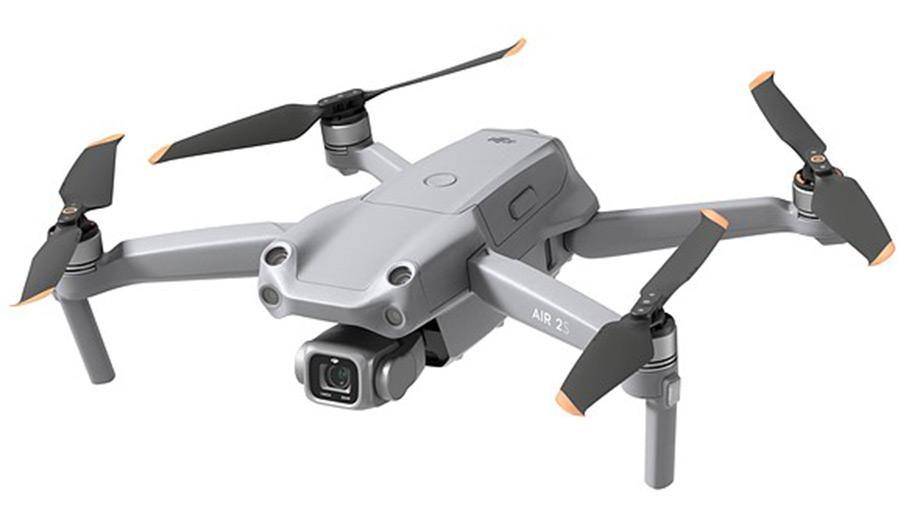 DJI анонсировала дрон Air 2S