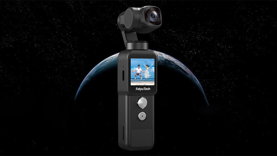 FeiyuTech представила камеры FeiyuPocket 2 и FeiyuPocket 2S