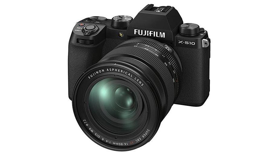 Обновление прошивки для Fujifilm X-S10 – версия 2.00