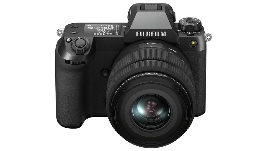 Fujifilm GFX 50S II – доступная среднеформатная камера