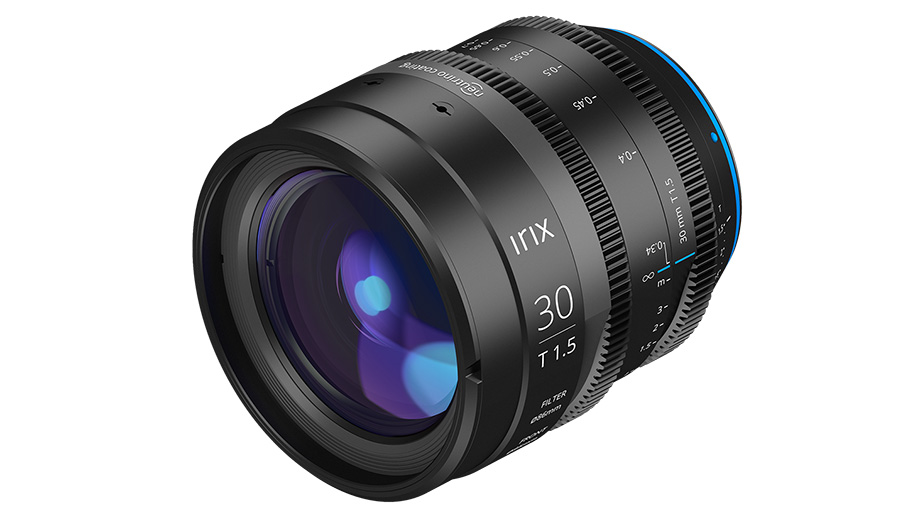 Irix представляет киношный объектив Irix Cine 30mm T1.5