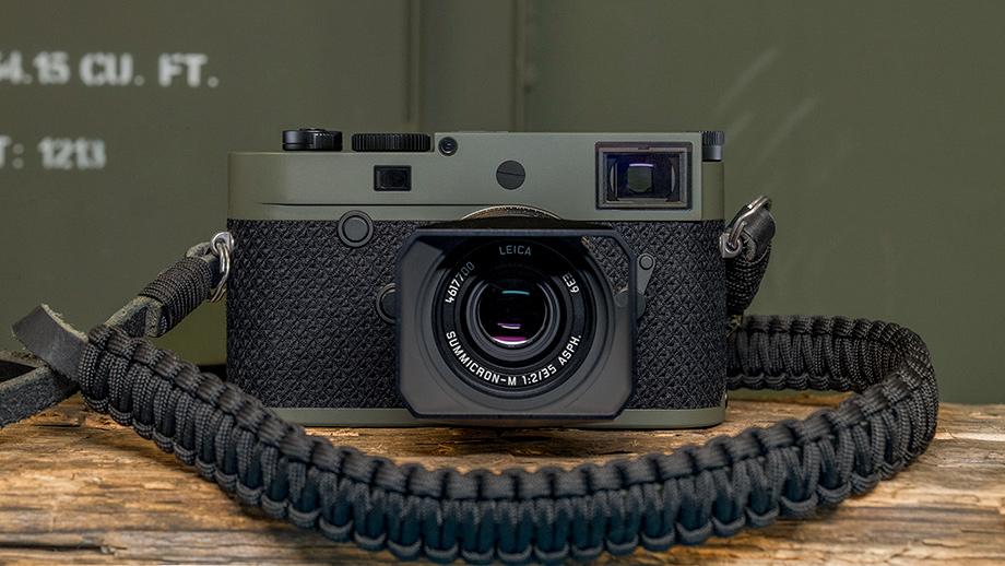 Лимитированная камера Leica M10-P Reporter – дань уважения репортажным фотографам