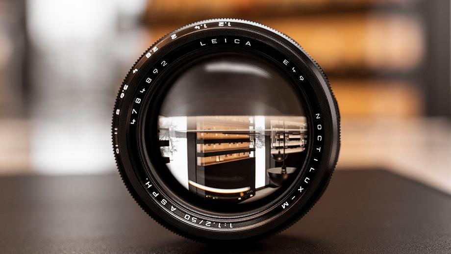 Leica анонсировала переиздание легендарного объектива Noctilux-M 50 f/1,2 ASPH