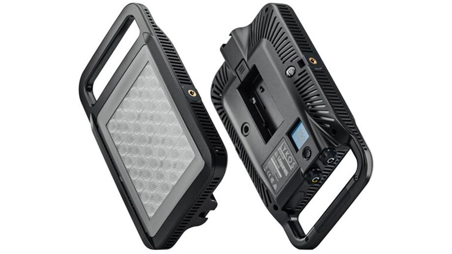 Litepanels представила двухцветные светодиодные панели Lykos+
