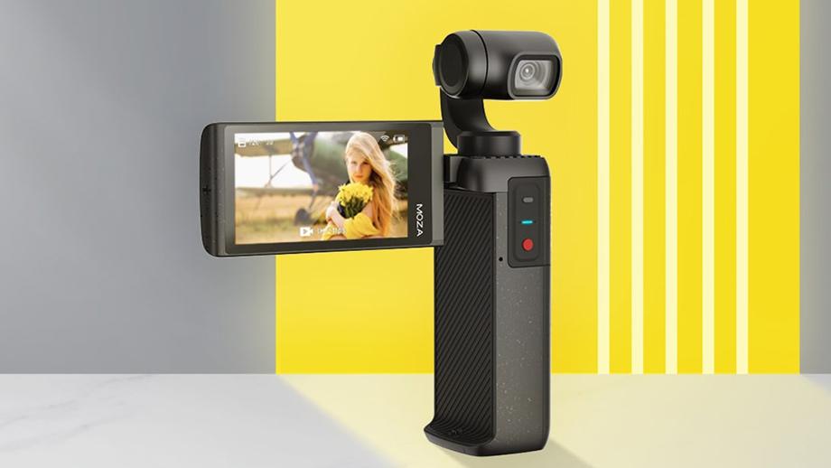 Moza Moin Camera – ещё один конкурент камере DJI Pocket 2