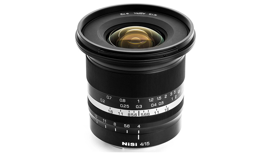 NiSi 15mm f/4 представлен официально